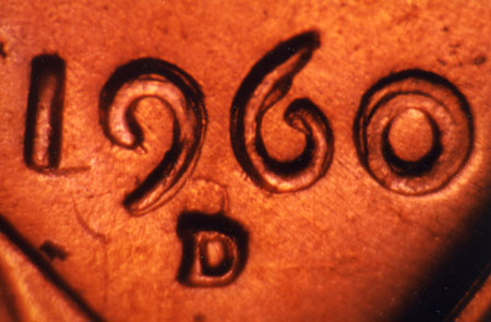 Is this a Doubled Die? An Rpm? Why yes it is. It is both an RPM and a 1960 D Small Date over Large Date doubled die.